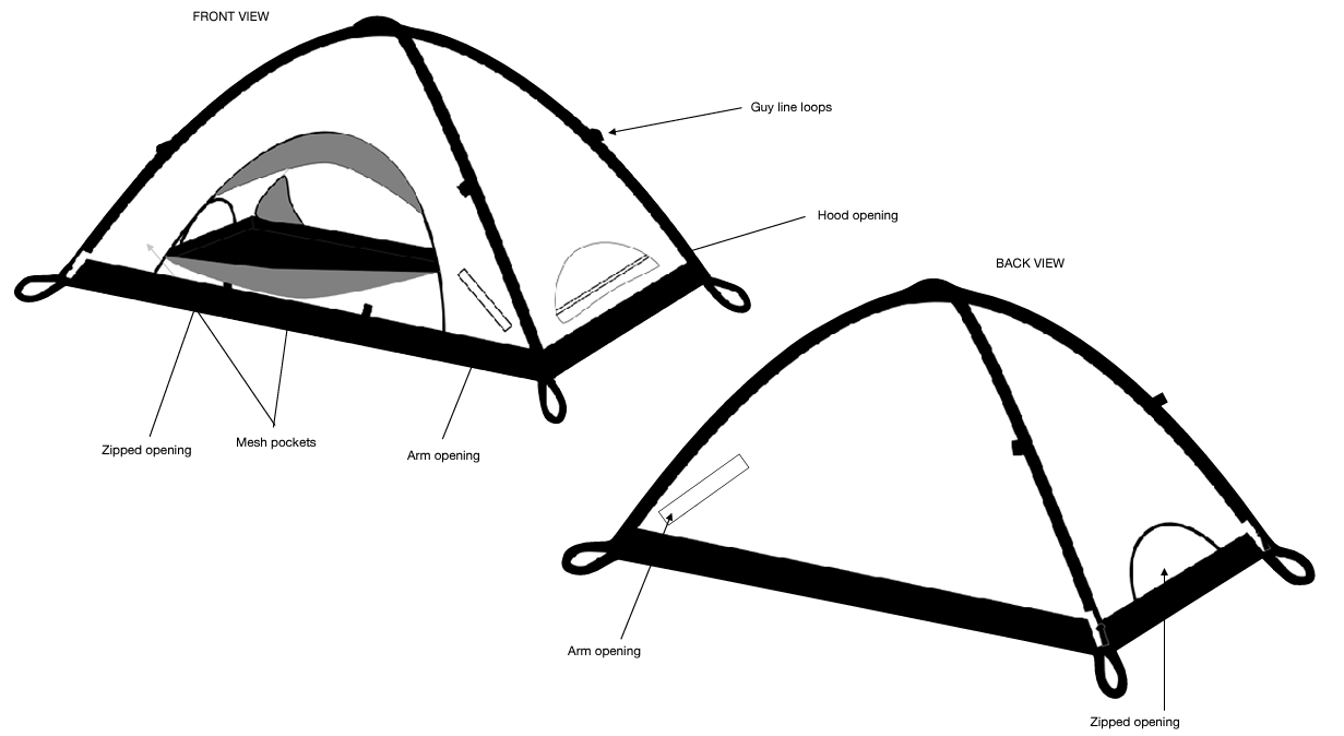 TAC RECOVERY 01 TENT 2020